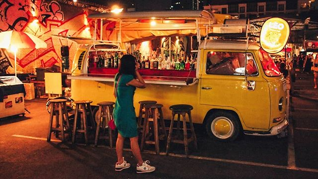 Never miss out the local flea markets, some might surprise you, like the one here inBangkok!y