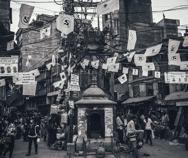 Beauty in Chaos?@kathmandu