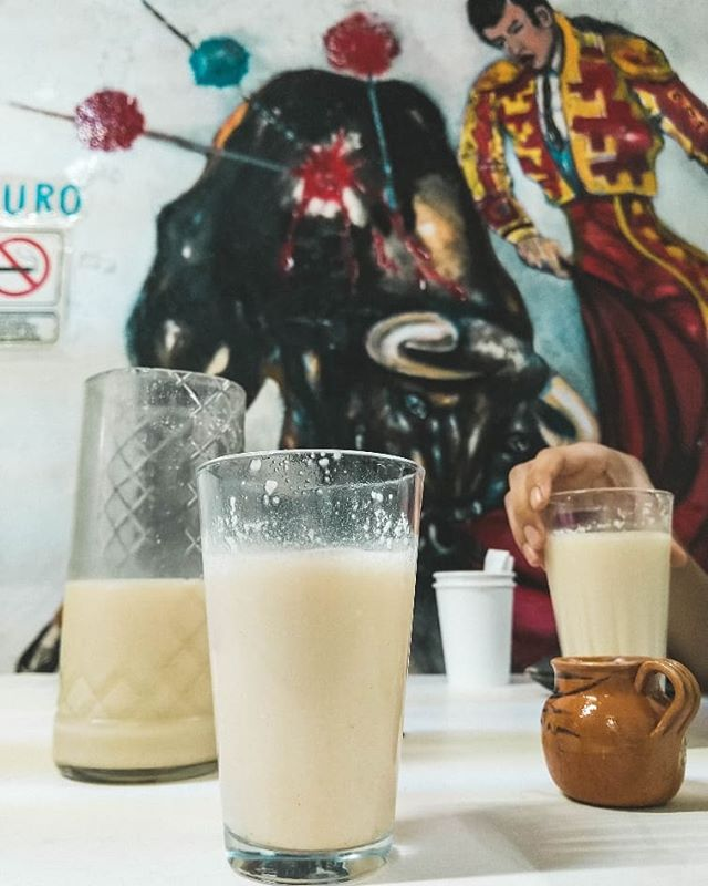 Mexicans have drunk PULQUE since the XI century. It is said to be the favourite drink of the AztecEmperors!